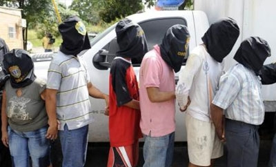 Kidnapping suspects arrested in Venezuela in 2011
