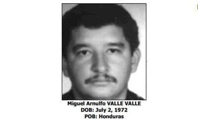 Valles leader Miguel Arnulfo Valle Valle