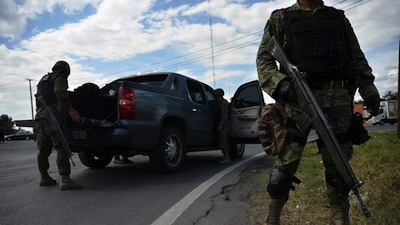 Mexico's military is accused of abuse during a June 30 shootout
