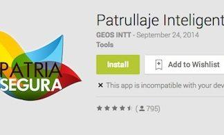 The Venezuelan smartphone security app