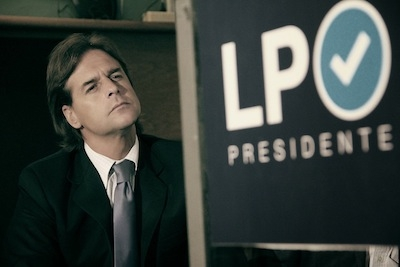 Presidential candidate Lacalle Pou