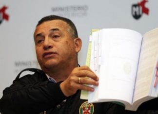 Peru's interior minister listed 124 narco-candidates