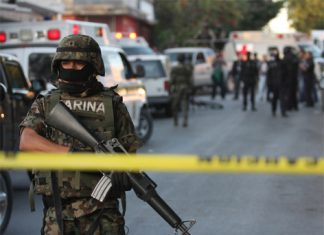 Mexico's number of crime victims is rising