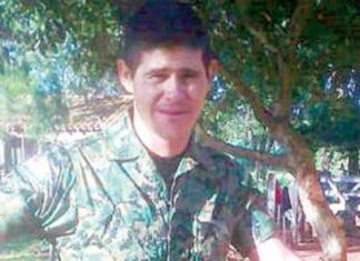 Edelio Morinigo, thought to be an EPP hostage