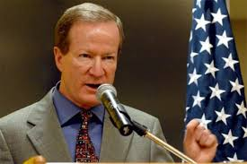 US drug official William Brownfield