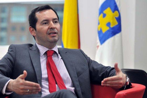 Deputy Attorney General Jorge Fernando Perdomo