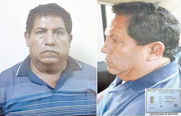 Alleged drug trafficker Jose Cristobal Delgadillo Valencia