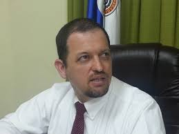 Paraguay's drug czar, Luis Rojas