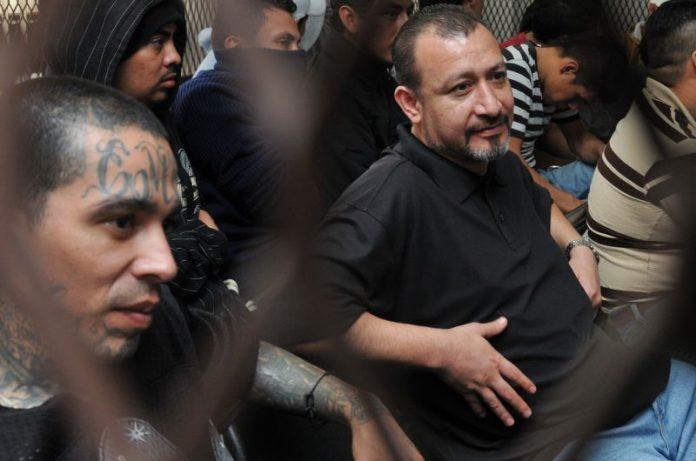 Gang members on trial in Guatemala