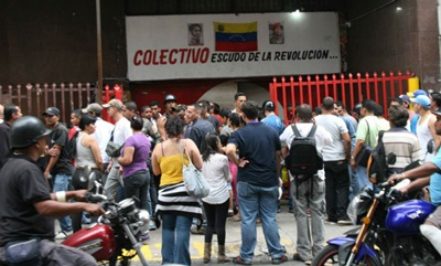 CICPC and Venezuela collectives have a tense relationship