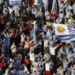 "Members of Uruguayan ""barras bravas"""