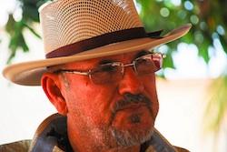 Mexico vigilante leader Hipolito Mora