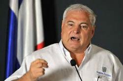 Former president of Panama, Ricardo Martinelli