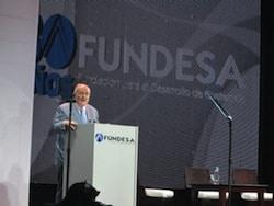 Former mayor Giuliani in Guatemala