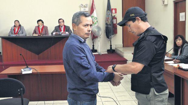 Rodolfo Orellana was captured in November