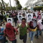 Mexicans protest to demand justice