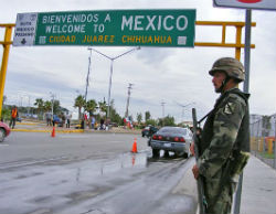The US-Mexico border region is a hotspot for violence