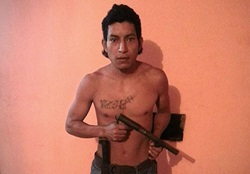 Murdered MS13 member Miguel Angel Tobar