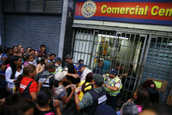 Venezuela is experiencing widespread shortages in several basic products
