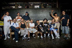 Incarcerated leaders of El Salvador's MS13 gang