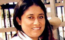 Mayoral candidate, Aide Nava Gonzalez