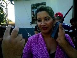 Amambay prosecutor Valeriana Ferreira
