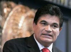 Sinaloa Governor, Mario Lopez Valdez
