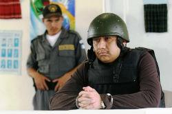 """Zetas leader Daniel Rojas, """"el Cachete"""""""