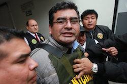 Former Governor Cesar Alvarez Aguilar