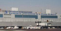Mexico City's airport - the