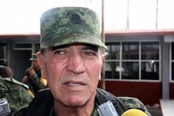 Gen. Miguel Gustavo Gonzalez Cruz