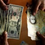 Dollars are a hot item in Venezuela