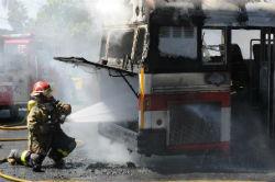 Gangs target buses for extortion in El Salvador