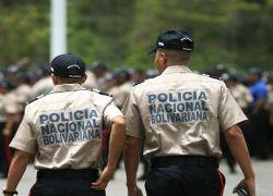 Members of Venezuela's PNB
