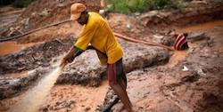 Illegal mining in Venezuela results in biodegradation