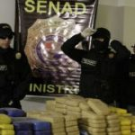 Drugs seized by Paraguayan authorities