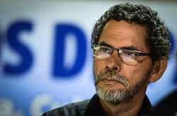FARC peace negotiator,