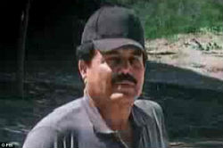 "Ismael Zambada Garcia, alias ""El Mayo,"""
