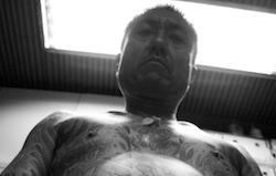 Former yakuza member Hirasawa