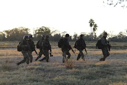 Paraguayan security forces