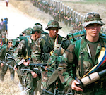 Colombia's FARC guerrillas
