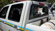 Venezuela police suffered five grenade attacks