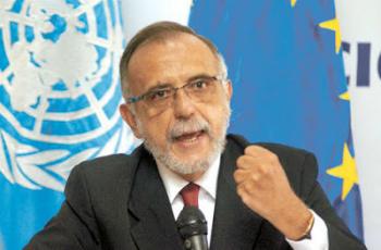 Ivan Velasquez, CICIG Commissioner-in-chief