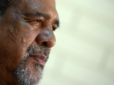 Raul Mijango, key promoter of the El Salvador gang truce