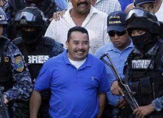 Jose Adalid Gonzalez after his arrest