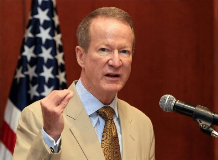 William Brownfield spoke to a Colombian newspaper about drug trafficking