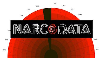 Narcodata is a project by Animal Politico and El Daily Post