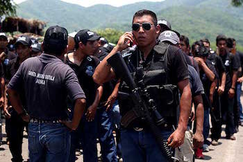 The CNDH is calling for the investigation of Michoacan's self-defense groups