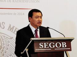 Mexico's Interior Ministry Osorio Chong