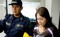 Former Honduran Judge Wendy Caballero